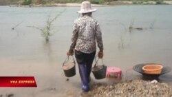 Những đập nước, phần lớn do TQ hỗ trợ, bóp nghẹt cuộc sống hai bên bờ Mekong