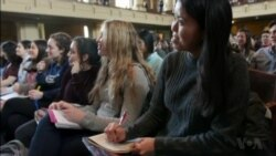 Happiness Class Attracts Record Attendance at Ivy League University