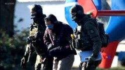 2018-10-16 美國之音視頻新聞: 德國將9/11恐怖襲擊同犯遣送摩洛哥