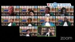 Manchetes africanas 25 Março: TC da África do Sul ouviu pedido urgente de prisão para ex-Presidente Jacob Zuma