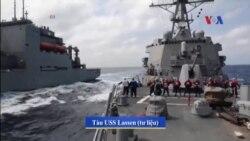 Mỹ có thể thực hiện thêm các cuộc tuần tiễu ở Biển Đông