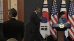 Obama: no toleráremos provocaciones
