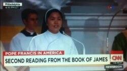 Thánh thư tiếng Việt được đọc trong thánh lễ Đức Giáo hoàng cử hành