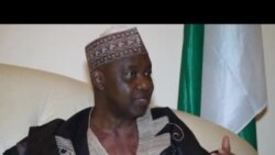 ZABEN2015: Mataimakin Shugaban Najeriya Namadi Sambo Magana da VOA Wakilinmu ya Ibrahim Alfa Ahmed, Fabrairu 14, 2015, Babi na 2 (English)