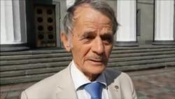 Mustafo Jemilev: Qrimni blokada qilamiz