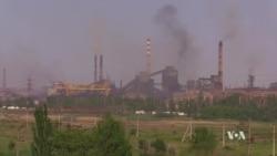 Eastern Ukraine Oligarchs Seek to Avoid Economic Disaster