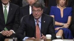 اشتون کارتر: ایران و داعش دو تهدید فوری علیه منافع آمریکا در خاورمیانه هستند