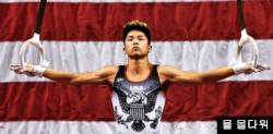 2020 도쿄올림픽에 미국 대표로 출전한 한국계 체조선수 율 몰다워.