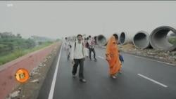 بھارت: کرونا بحران سے متاثر مزدور اببھی روزگار کے متلاشی