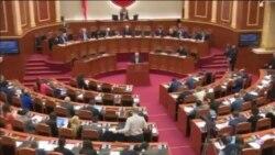 Tiranë: Varfëria dhe debatet parlamentare