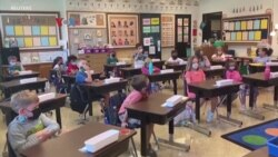 Sekolah di AS Tetap Buka di Tengah Lonjakan Kasus Covid pada Anak