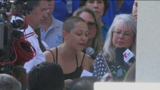 At Florida Rally, School Shooting Survivors Argue for Gun Controls