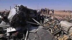 احتمال انفجار بمب در هواپیمای روسی سقوط کرده در مصر، قوت گرفت