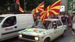 Шарената револуција во Македонија и обоените револуции во историјата
