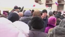 Sharqiy Ukrainadagi birdamlik tarafdorlari