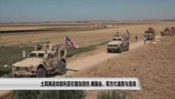土耳其进攻叙利亚引盟友担忧,美国会军方忙谴责与澄清