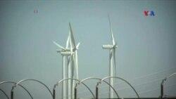 Alimlər külək turbinlərinin effektivliyini artırmağa çalışır