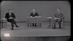 De Kennedy à Nixon: le rôle pivotal des débats présidentiels