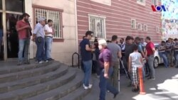 'Sincar Operasyonu' Protestosuna Polis Engeli