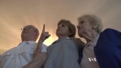 Survivors Commemorate 70th Anniversary of Nazi Liquidation of Jewish Ghetto