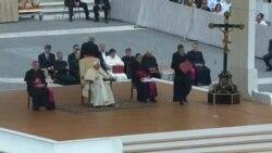 Папа Римский разрешил прощать женщинам грех аборта