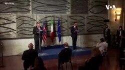 美國警告意大利注意中國的經濟影響