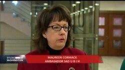 CORMACK: RS nije nadležna za referendum o Sudu i Tužilaštvu BiH