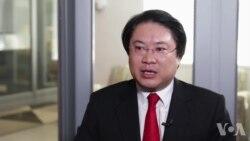 专访林右昌:台湾是美国印太战略上关键而脆弱的节点