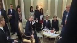 烏克蘭衝突峰會達成停火協議
