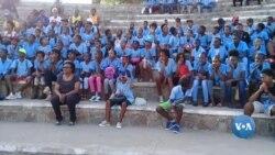 Kátia Guerreiro: É difícil escrever na Guiné-Bissau