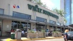 Jaringan Supermarket Berebut Pasar Makanan Organik