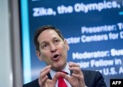 Dr. Tom Frieden, mantan Direktur CDC (foto: dok).