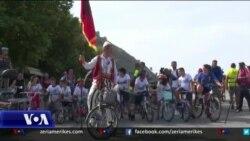 Dita e biçikletave në Shkodër