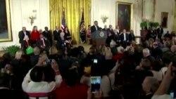 17 американцев получили Президентскую медаль Свободы