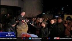 Tensione pas zgjedhjeve ne Maqedoni
