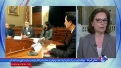 در آستانه انتخابات در ایران، گروهی در محل کنگره آمریکا برای ایران قانون اساسی می نویسند