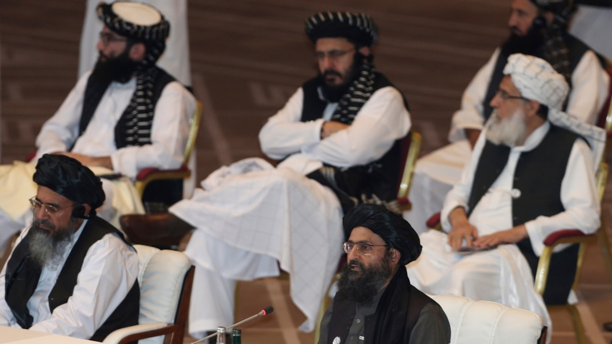 AS Desak Taliban Lanjutkan Pembicaran Damai, Setop Kekerasan