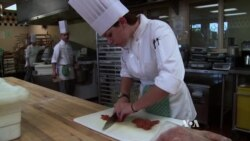 US Culinary School Draws Students from Around the Globe