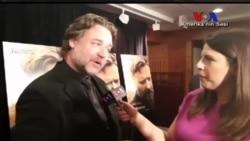 Russell Crowe Amerika'nın Sesi'ne 'Gelibolu'yu Anlattı