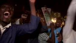 Sleepless in Harare - Citizens Celebrate End of Mugabe Era Through the Night