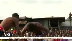 Le Dambe, art martial nigérian, veut se développer