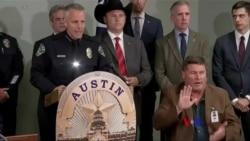 """德州警方稱系列炸彈襲擊嫌疑人留下""""認罪視頻"""""""
