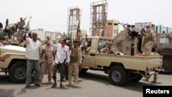 Separatistas celebram vitórias na segunda maior cidade do Iémen