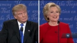 Хто переміг на перших президентських теледебатах у США? Відео