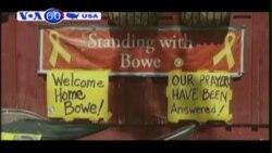 Trung sĩ Bowe Bergdahl trở về Hoa Kỳ