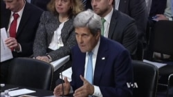 Kerry Defends IS Strategy Before Wary US Lawmakers