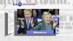 Manchetes Americanas 23 Março: Hillary Clinton continua à frente, Cruz e Trump medem forças