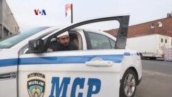 Patroli Muslim di Kota New York