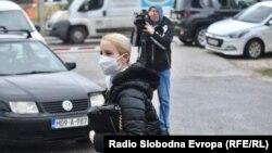 Generalna direktorica Kliničkog centra Univerziteta u Sarajevu Sebija Izetbegović dolazi u Sud BiH