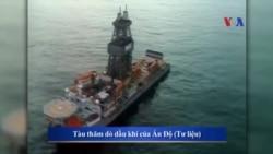 Việt Nam mời Ấn Độ thăm dò tài nguyên ở Biển Đông